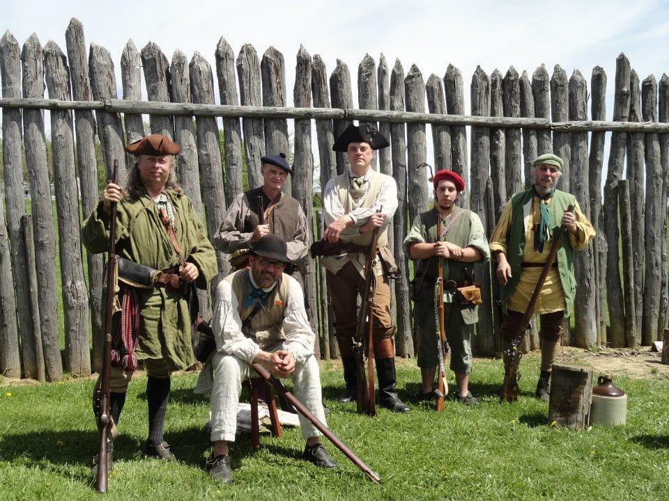 HHT Fort Proctors Posing!