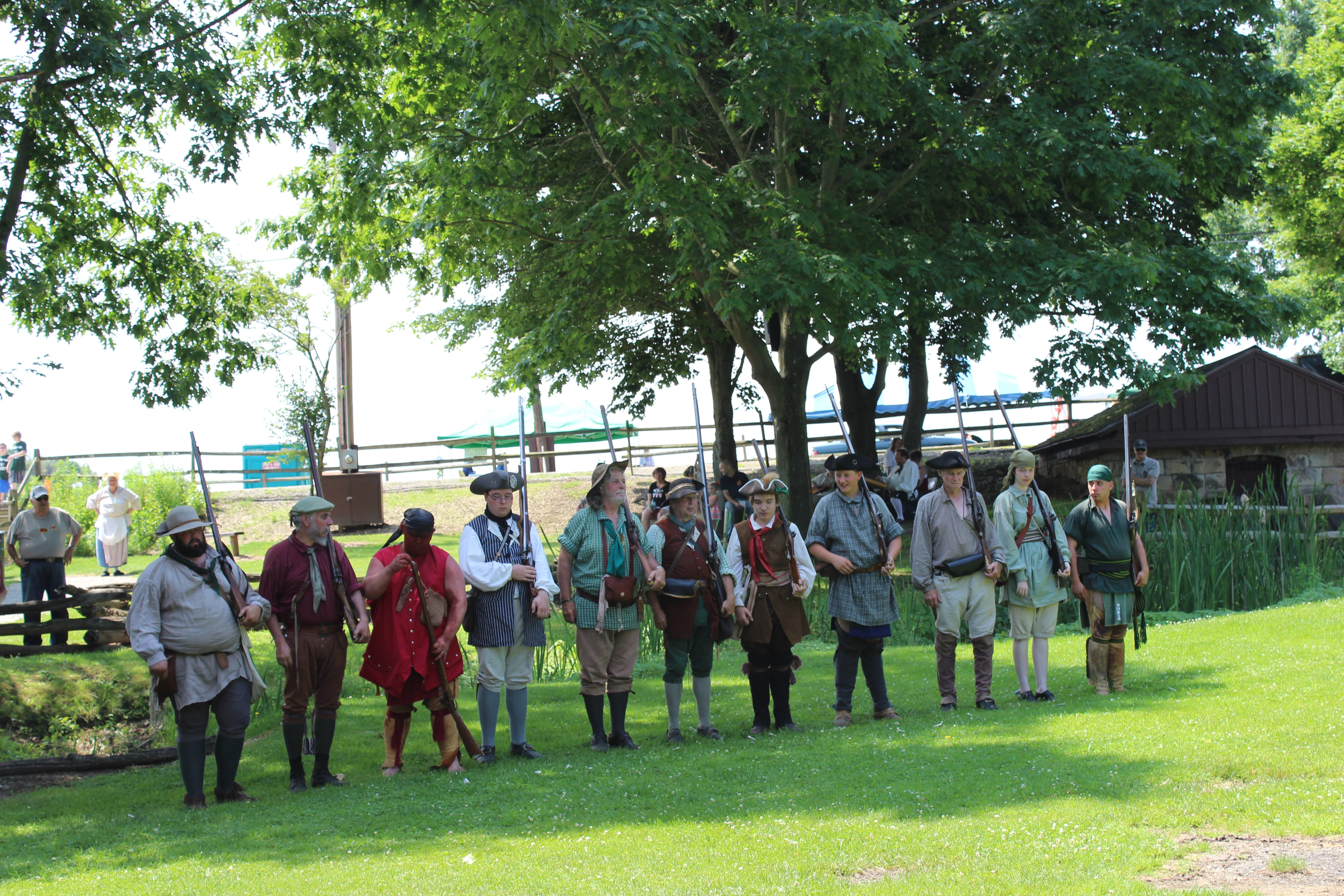 Frontier Court Days - Westmoreland County Historical Society