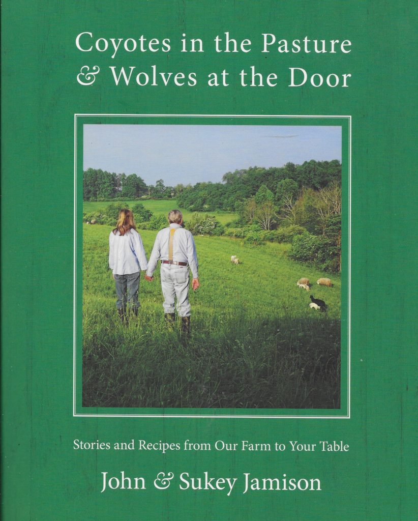 Coyotes in the Pasture and Wolves at the Door