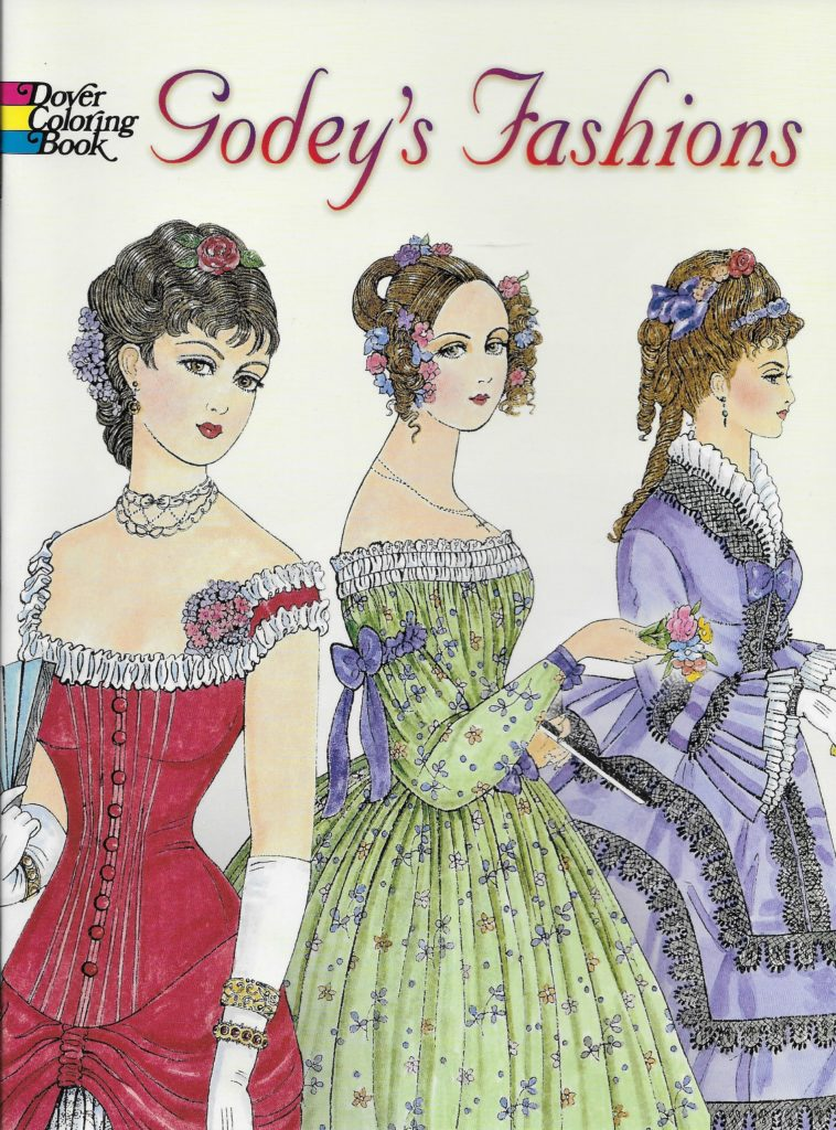 - Godey's Fashions Coloring Book - Westmoreland County Historical Society