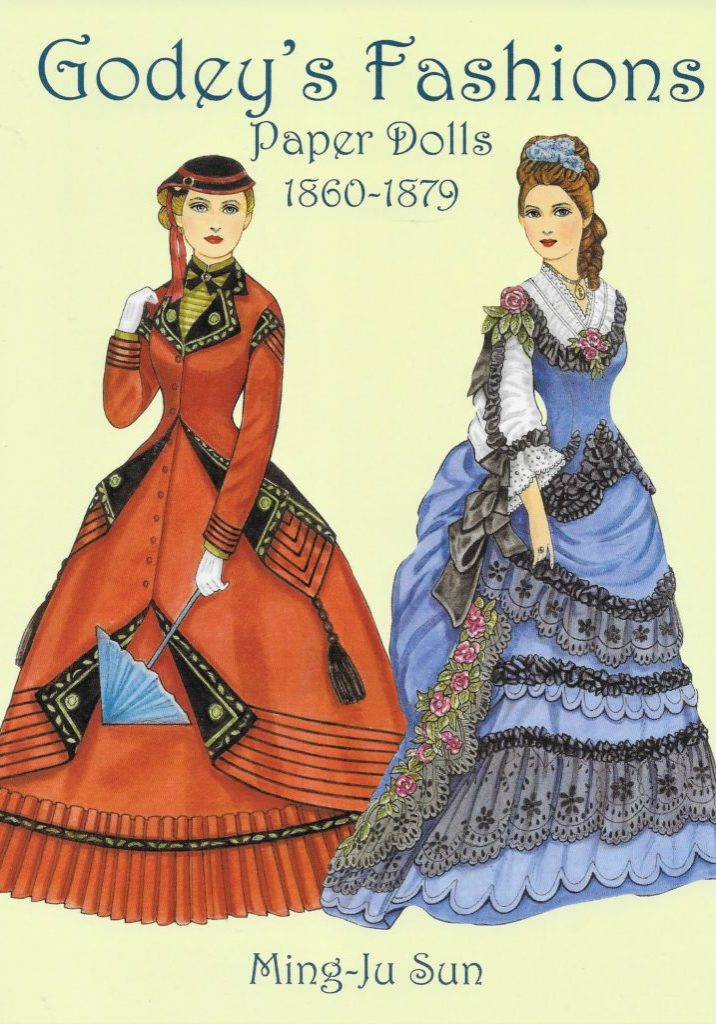 Godey's Fashions Paper Dolls