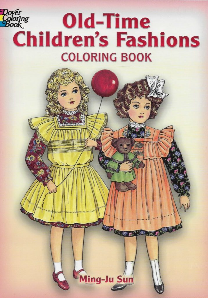 Old Time Childrens Fashions